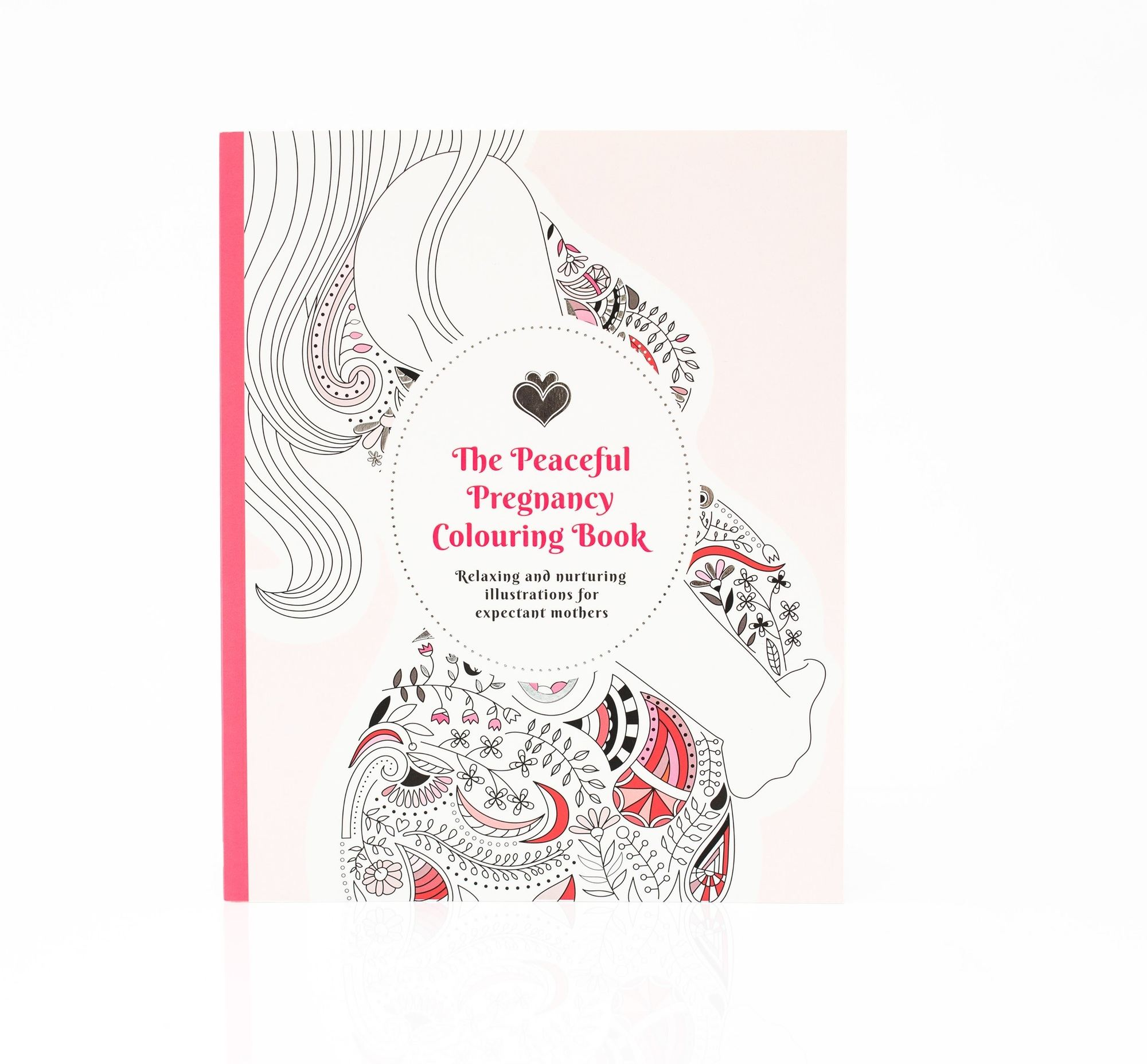 birmingham hypnobirthing courses pregnancy relax class colouring book gift